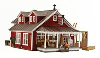 Woodland Scenics Country Store with Expansion HO Scale