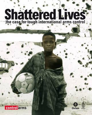 Shattered Lives by Debbie Hillyer image
