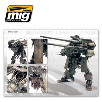 In Combat- Painting Mechas image