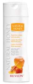 Revlon Natural Honey: Nutritive Lotion - Extra Dry Skin (400ml)