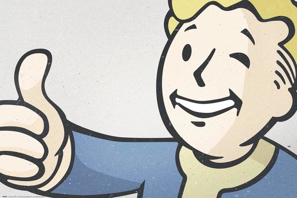 Fallout 4 - Vault Boy Wall Poster (413) | at Mighty Ape NZ