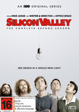 Silicon Valley - The Complete Second Season DVD