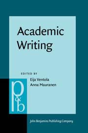 Academic Writing image
