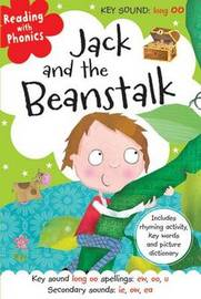 Jack and the Beanstalk by Clare Fennell