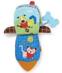 Skip Hop Bandana Buddies Puppet Book - Puppy image