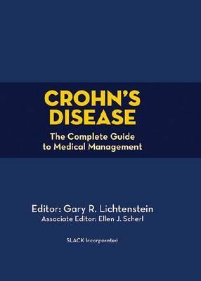 Crohn's Disease by Gary R Lichtenstein image