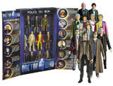 Doctor Who - 11 Doctors Action Figure Collector Set