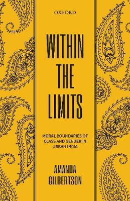 Within the Limits by Amanda Gilbertson