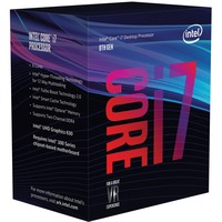 Intel Coffee Lake Core i7 8700K Unlocked 6-Core CPU