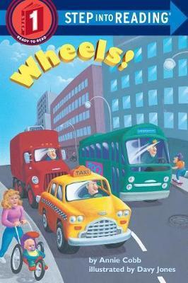 Wheels! by Annie Cobb image