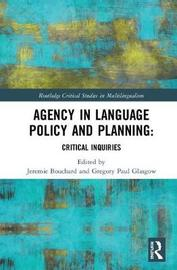 Agency in Language Policy and Planning: