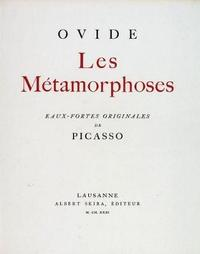 Les Metamorphoses by Pablo Picasso