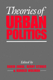 Theories of Urban Politics image