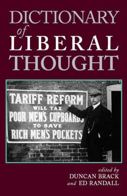 Dictionary of Liberal Thought image