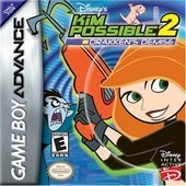Kim Possible Drakken's Demise for Game Boy Advance