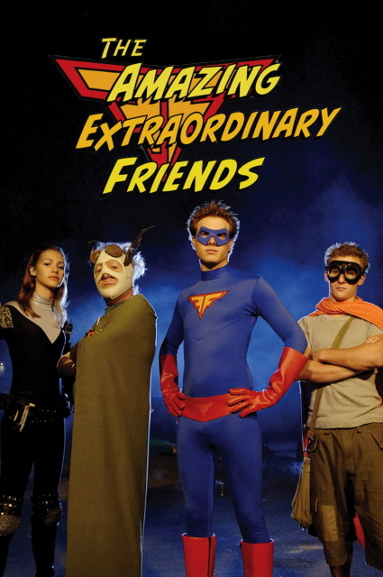 Amazing Extraordinary Friends (2 Disc Set) on DVD