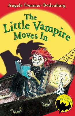 The Little Vampire Moves in by Angela Sommer-Bodenburg