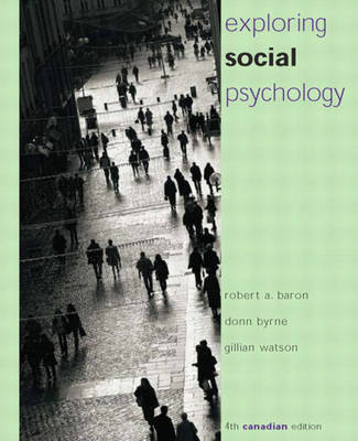 Exploring Social Psychology by Donn Byrne