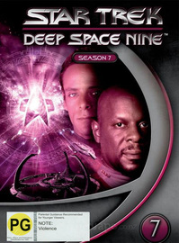 Star Trek: Deep Space Nine - Season 7 (New Packaging) on DVD