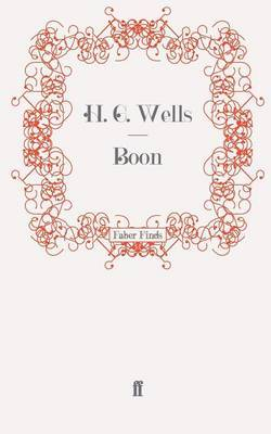 Boon by H.G.Wells