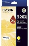 Epson Ink Cartridge - 220XL (Yellow)