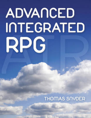 Advanced Integrated RPG by Thomas Snyder image