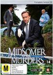 Midsomer Murders - Complete Season 14 on DVD