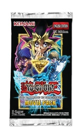 Yu-Gi-Oh! The Dark Side of Dimensions Movie Pack Single Booster