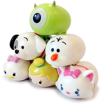 Squishy Toys Pack : Disney Tsum Tsum: Squishies - 4 Pack Toy at Mighty Ape NZ