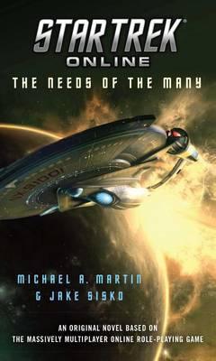 Star Trek Online by Michael A Martin