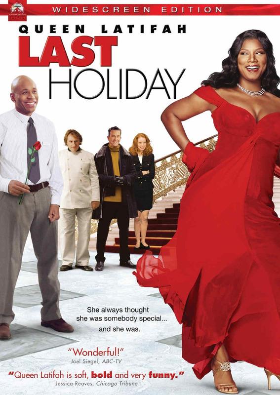 Last Holiday on DVD