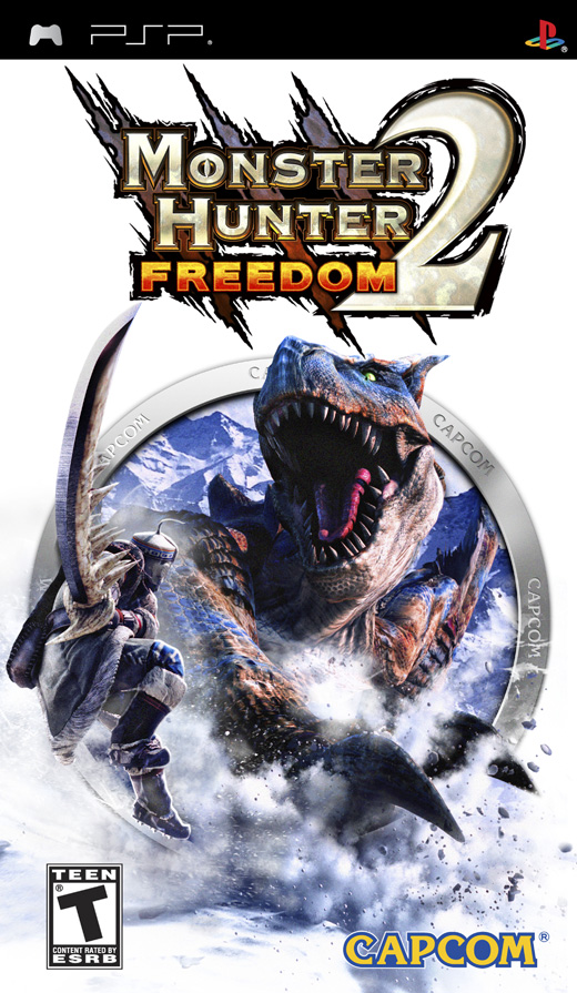 Monster Hunter: Freedom 2 for PSP image