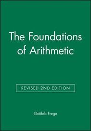 The Foundations of Arithmetic by Gottlob Frege image