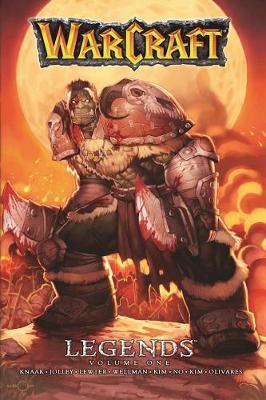 Warcraft Legends Vol. 1 by Richard A Knaak image