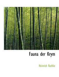 Fauna Der Krym by Heinrich Rathke