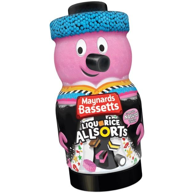 Bassetts Liquorice Allsorts Character Jar (495g)