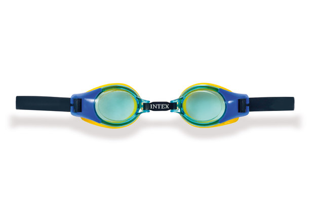 Intex: Junior Goggles - Blue