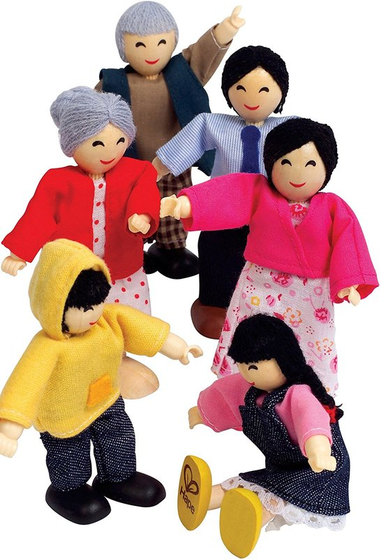 Hape: Happy Asian Family
