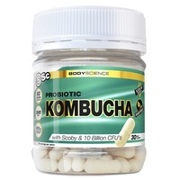 BSc: Body Science Probiotic Kombucha (60 Capsules)