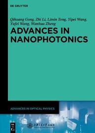 Advances in Nanophotonics by Qihuang Gong image