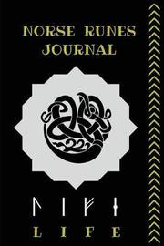Norse Runes Journal by Studygo Official