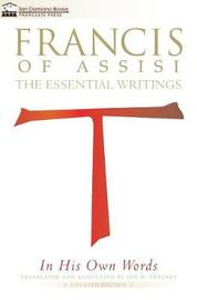 Francis of Assisi in His Own Words - Second Edition by Jon M Sweeney image