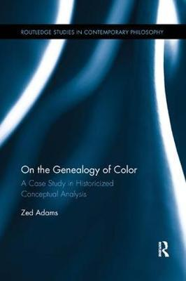 On the Genealogy of Color by Zed Adams image