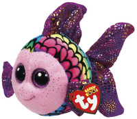 Ty Beanie Boo: Flippy Fish - Large Plush