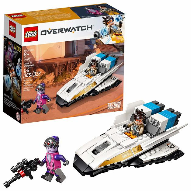 LEGO Overwatch - Tracer & Widowmaker (75970)