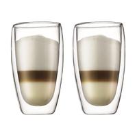 Bodum: Pavina Double Wall Glasses (450ml) - Box of 2