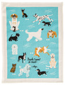 Blue Q: Dish Towels - People To Meet: Dogs
