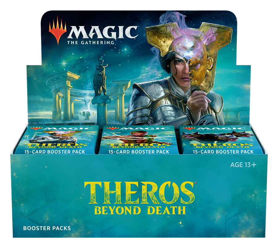 Magic The Gathering: Theros Beyond Death Booster Box image