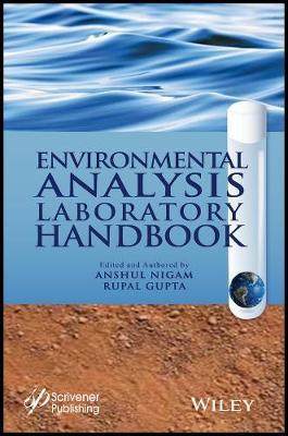 Environmental Analysis Laboratory Handbook by Anshul Nigam