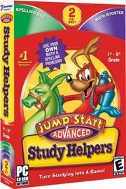 Jumpstart Advanced Study Helpers for PC Games image